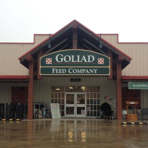 Goliad Feed Co