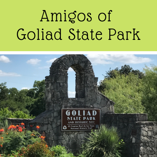 Amigos Of Goliad State Park